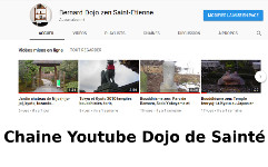 Chaine youtube du Dojo